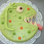 Gâteau-monstre