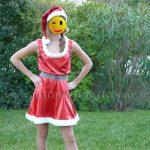 Costume de Mère Noël