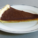 Chocolate/caramel pie