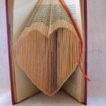 Folded book tuto (writing)