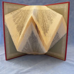 Geometrical folded book (n° 2)