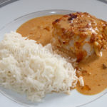 Paprika back of cod recipe