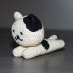 Amigurumi chat 01