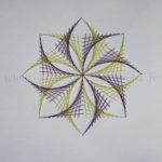 Stitching fleur 01