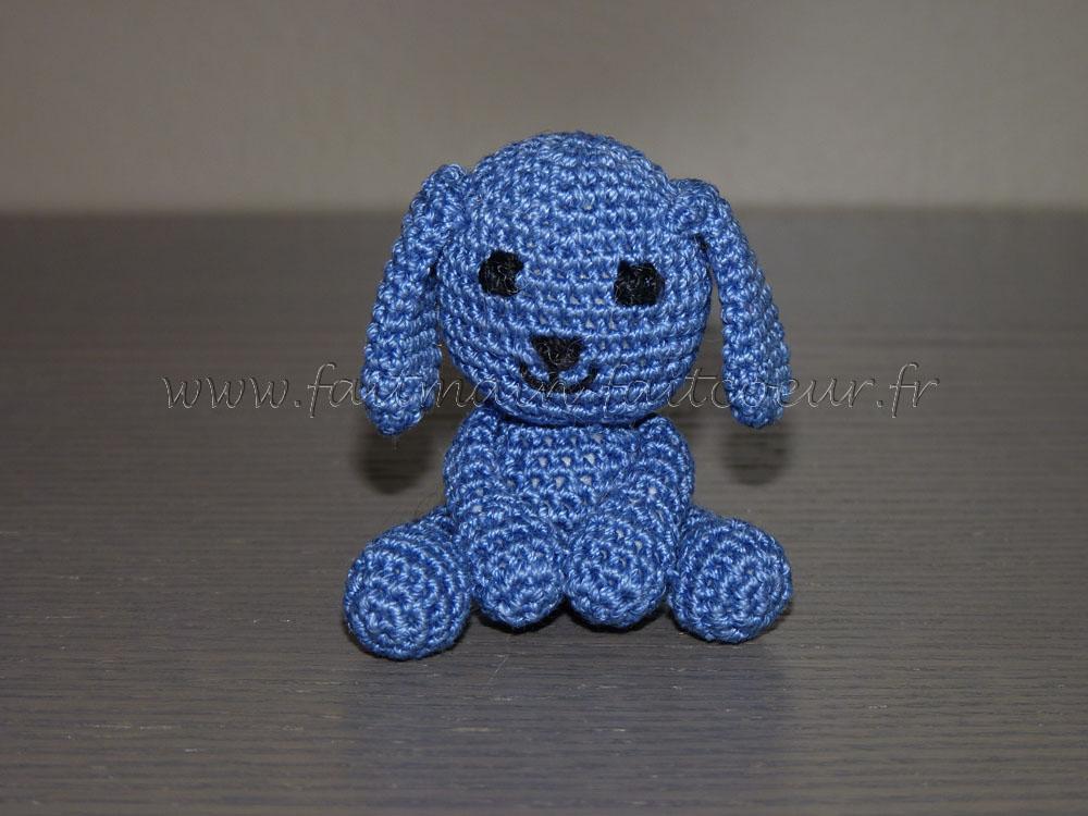 Crochet Francais : Moi je l?ai appelE ? chien bleu ? (livre prEfErE de ma souris ...