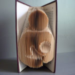 """Motherhood"" folded book"