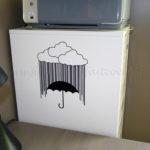 Sticker Parapluie