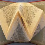 Origami sur livre (2)