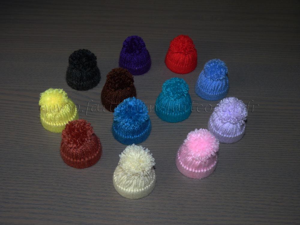Mini bonnets