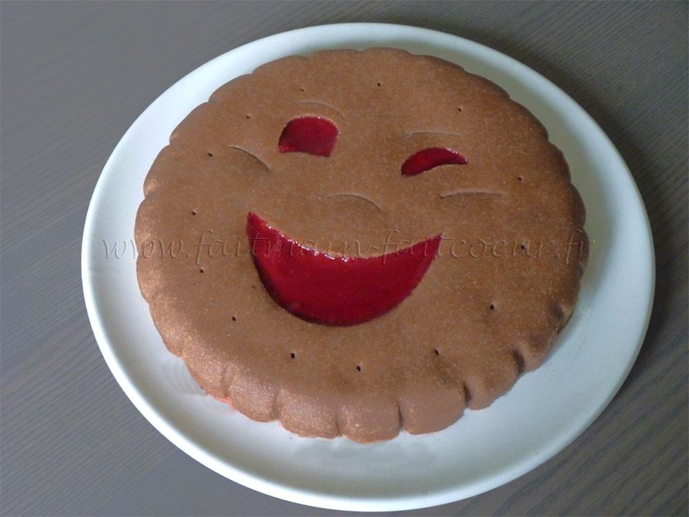 Gâteau BN