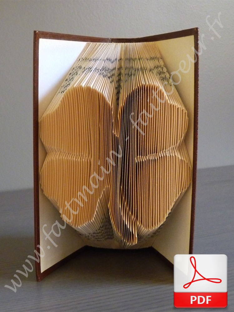 11 new folded book patterns